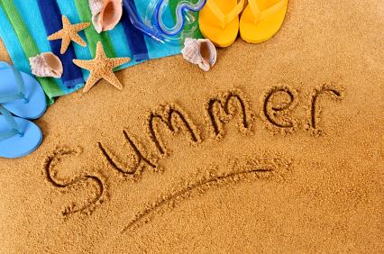 Ευχές για ένα δημιουργικό και ξέγνοιαστο καλοκαίρι!!!!